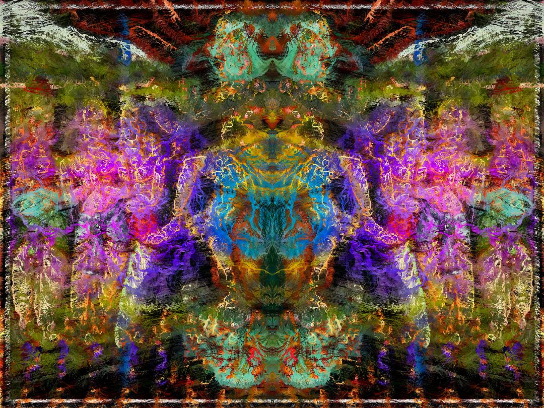 Stephen Calhoun, generative art