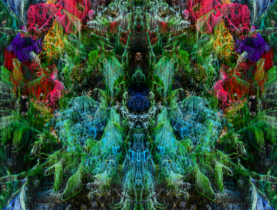 generative art by Stephen Calhoun