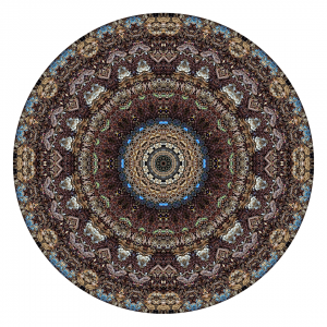 Wired Mandala - Stephen Calhoun