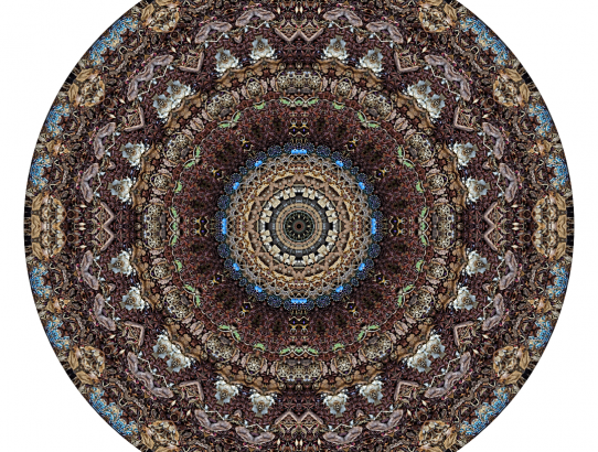 Wired Mandala