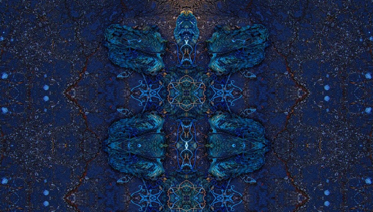 Knysna Blue Blessing - Stephen Calhoun