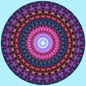 Mended Mandala - Stephen Calhoun