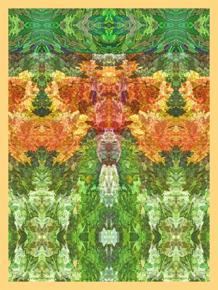 Totem For Big yellow - Stephen Calhoun