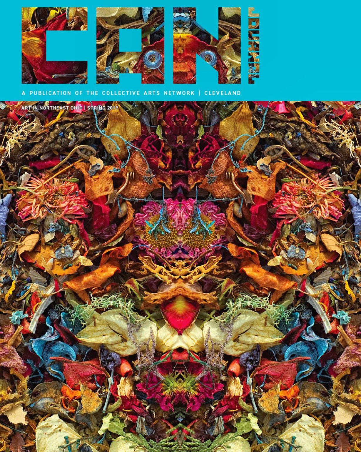 CAN Journal - cover spring 2019 - Stephen Calhoun