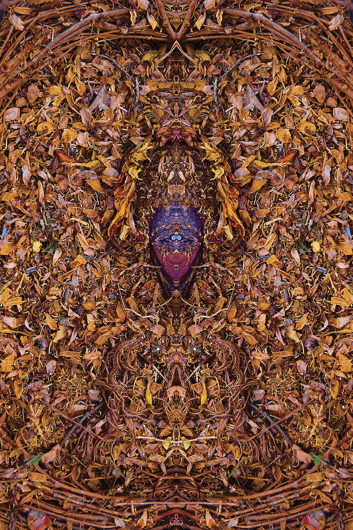 African Alchemy Totem #3 - Stephen Calhoun