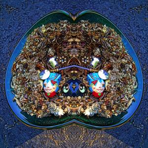 Taoist Space Program - Stephen Calhoun artist