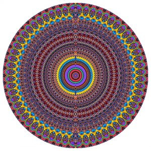 Circus Mandala - stephen calhoun