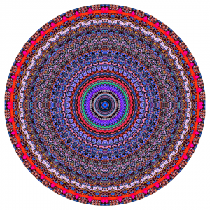 Long mandala - stephen calhoun