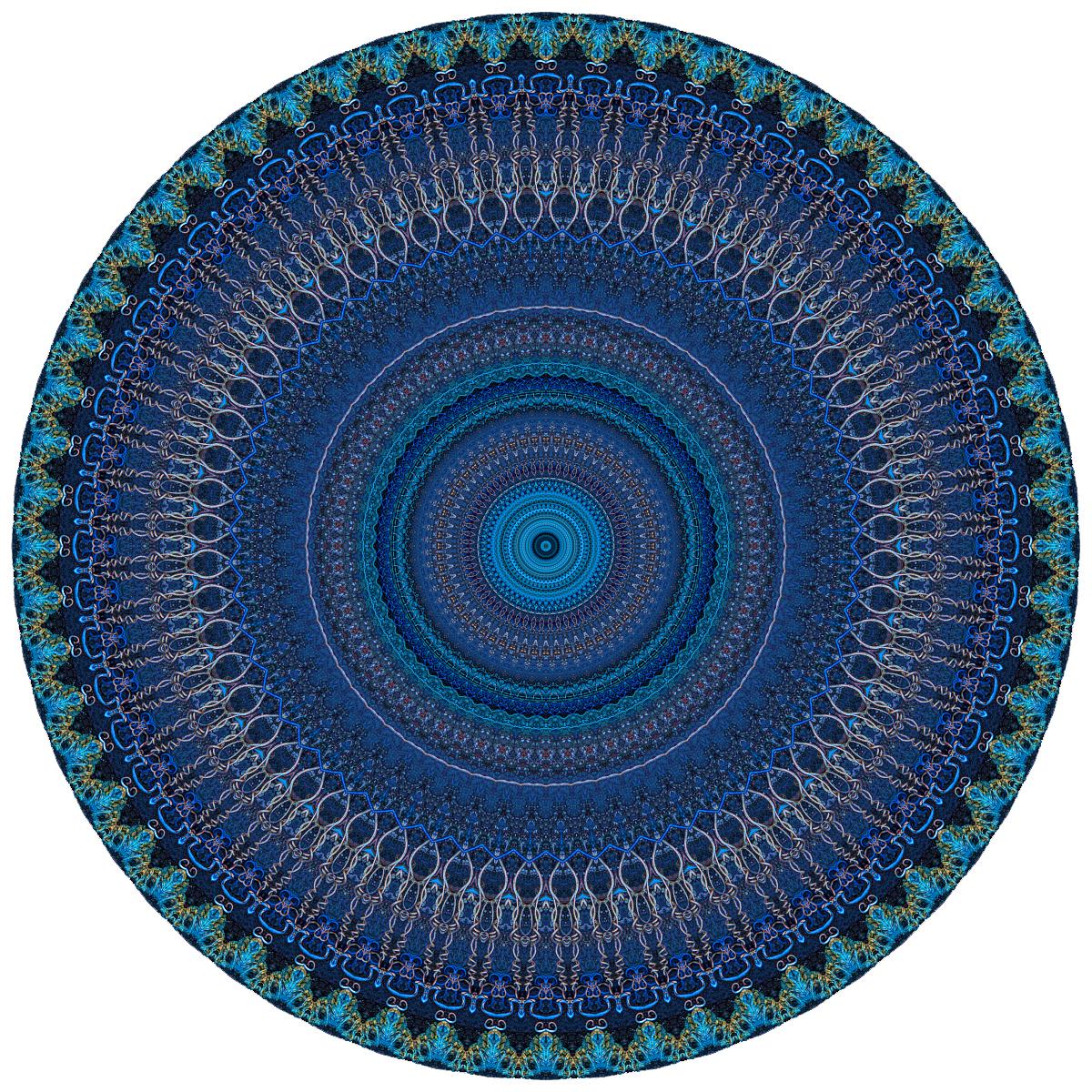 Knysna Blue Unity - Stephen Calhoun
