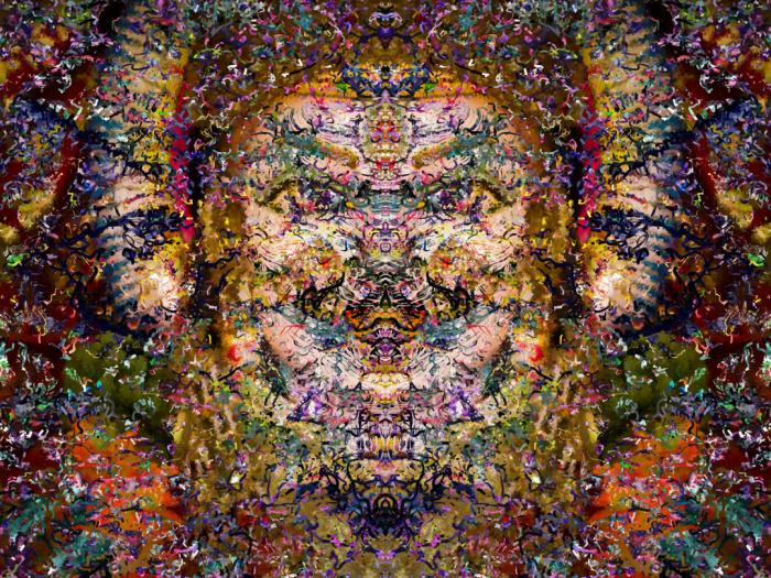 Stephen Calhoun - Portrait of Mirabai II