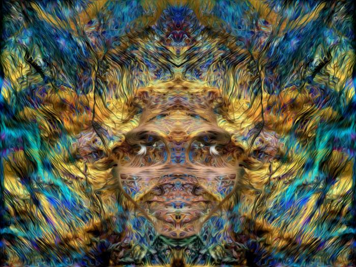 Stephen Calhoun - Portrait of Athama