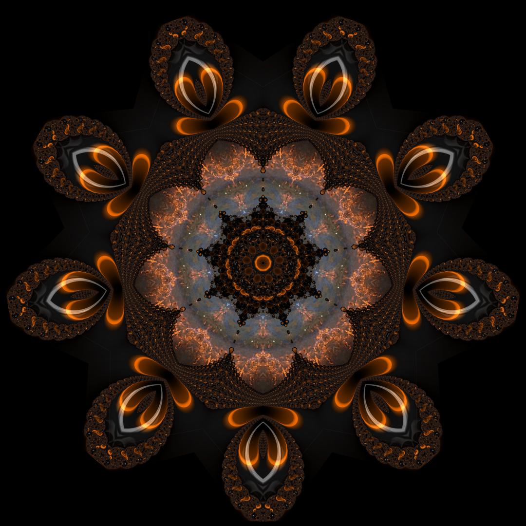 Black Hole Spacer - Stephen Calhoun