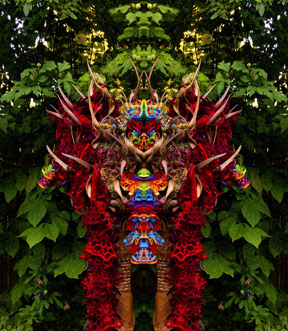Garden Staff Six - Stephen Calhoun
