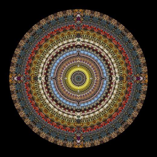 Anti-Ganzfeld Wheel - Stephen Calhoun