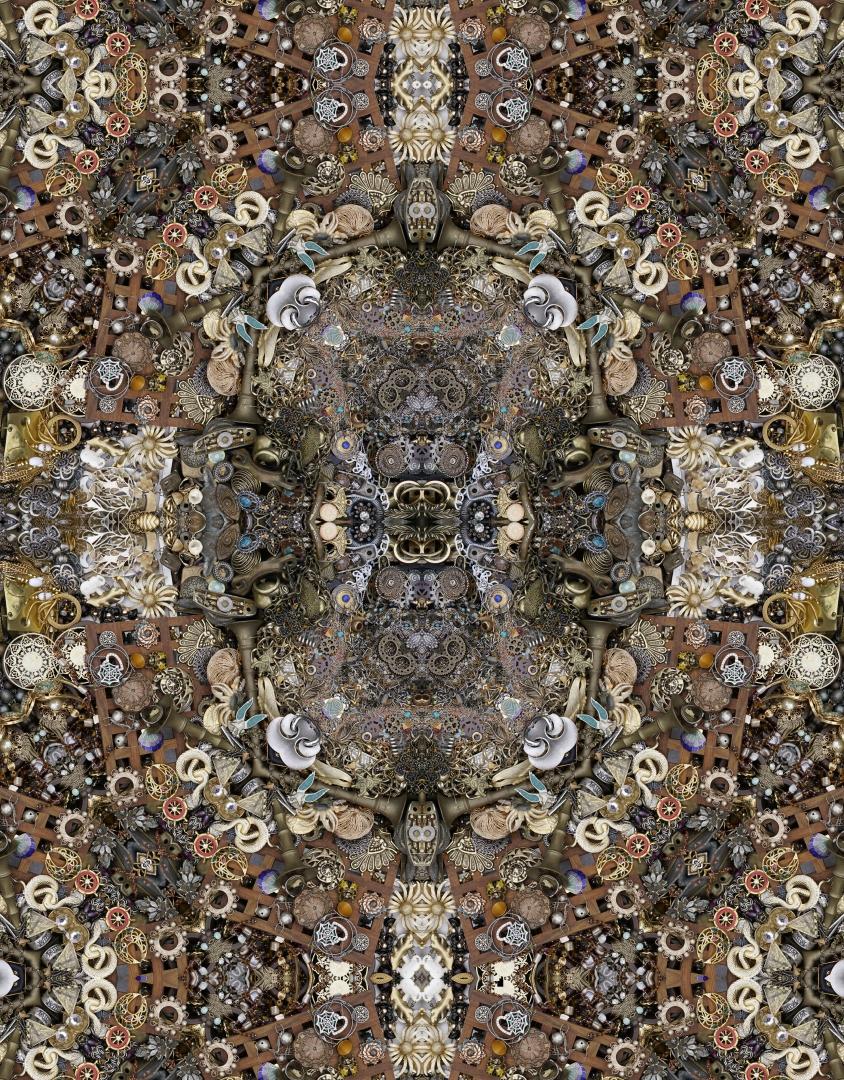 Aesthetic Malfeasance (2021) Stephen Calhoun 46x36