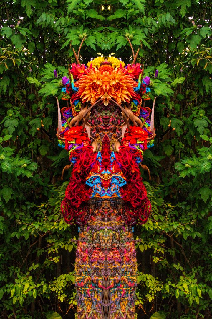 Garden Staff Three (2019) Stephen Calhoun